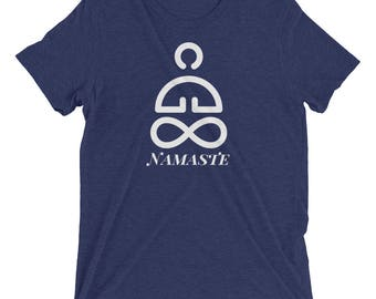 Namaste Yoga Yogi short sleeve t-shirt