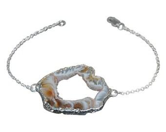 New Mother Agate bracelet
