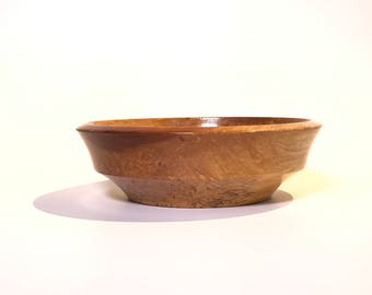 Vintage Mid-Century Woodpecker Woodware bar treats bowl (Made in Japan) Party