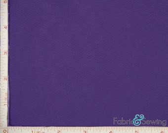 "Purple Dimple Mock Mesh Sport Fabric 2 Way Stretch Polyester 6.5 Oz 58-60"" 230242"