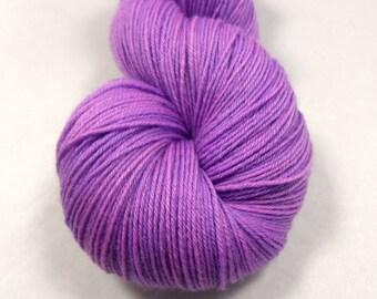 Hangin Tough - Hand Dyed Superwash BFL Fingering/Sock Yarn