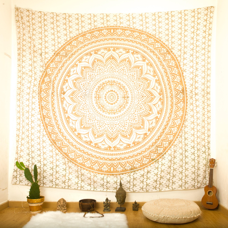 Tapestry Wall Hanging Mandala Wall Tapestry Bohemian Chic