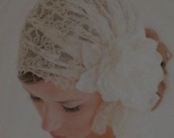 Veil headpiece