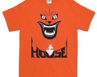 House Hausu Cult Horror Japanese Movie 1977 T-Shirt