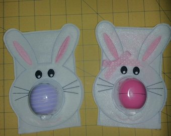 Bunny EOS Lip Balm Holder