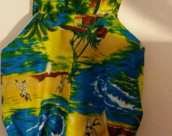 Carribean Romper