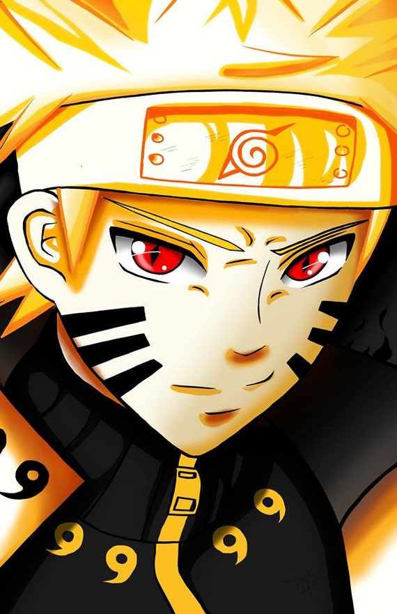 how to draw naruto uzumaki easy