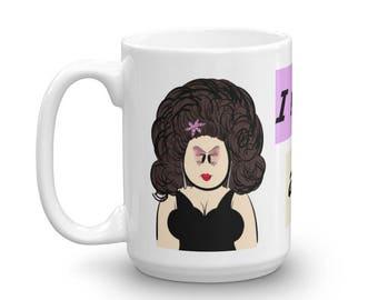 Ginger Minj, Drag Queen, RuPaul's Drag Race Coffee Mug