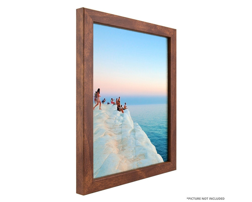 Craig frames 18x24 inch modern canadian walnut picture frame zoom jeuxipadfo Gallery
