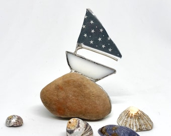 Star sail sailing boat