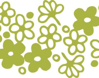 Pyrex Spring Blossom Pattern Digital File Download