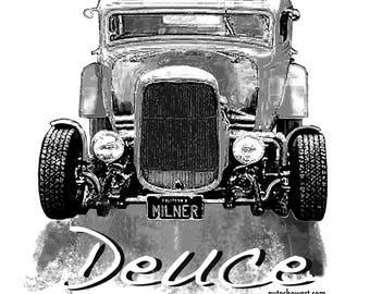 T-Shirt 1932 Deuce Coupe