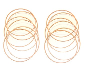 Set of 12 Hoopla hoops - 25 cm diameter