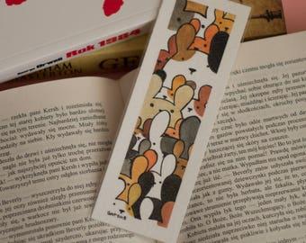 Bunny bookmark [ORIGINAL ART]