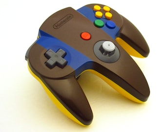Nintendo 64 Custom Banjo Kazooie Controller