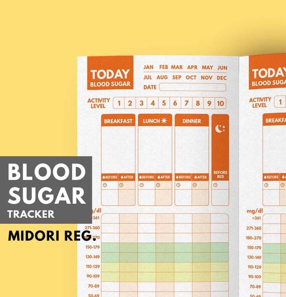 blood sugar tracker