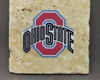 Ohio State University Coaster (4-Pack)