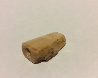 Birdseye Maple Wood Toke stone handmade