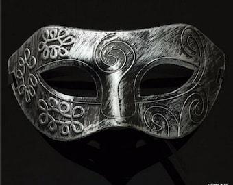 Mask Venetian Wolf type iron mask