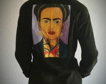Jacket Frida Kalo