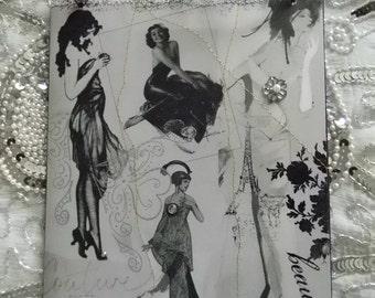 Couture Beauty Decorative Plaque