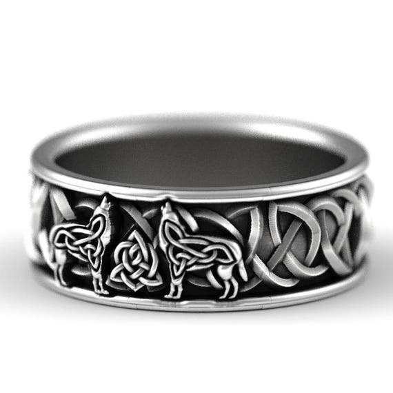 Celtic Animal Rings CelticEternity