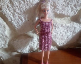 Summer dress for barbie