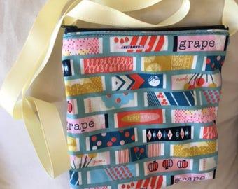 Double-sided Fun Cross-body Bag
