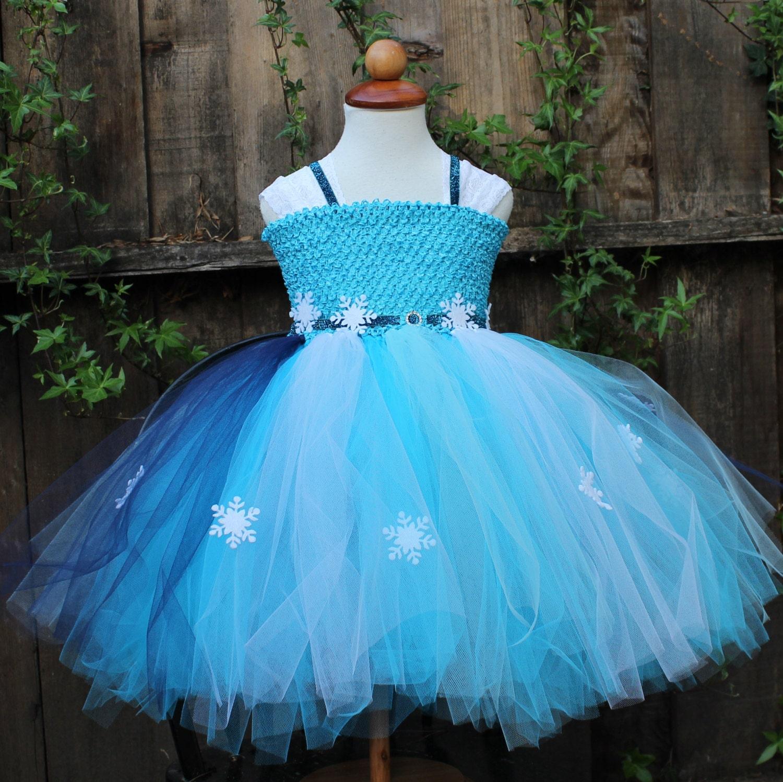Frozen dress Disney Elsa Dress Elsa costume Disney Elsa