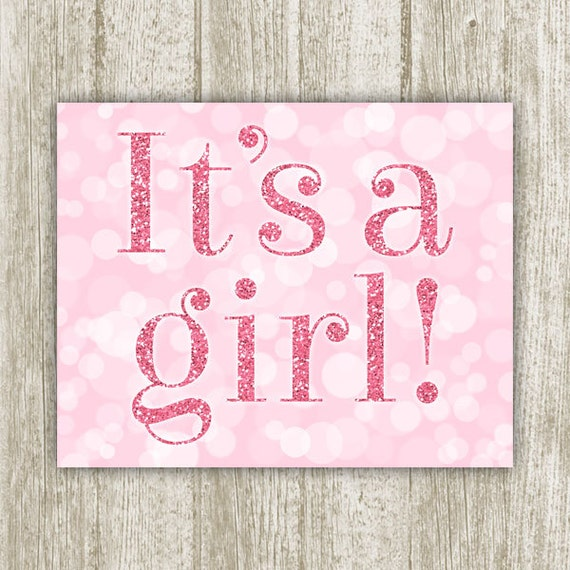 it s a girl announcement koni polycode co