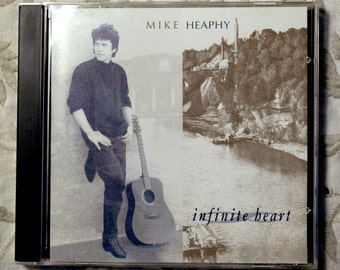 Mike Heaphy and Infinite Heart Original music CD 12 Songs
