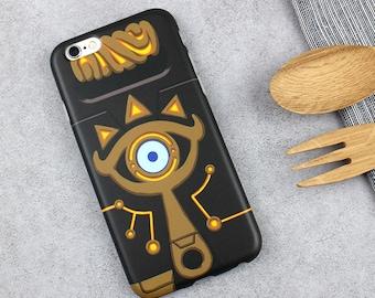 The Legend Of Zelda Breath Of The Wild Sheikah Slate iPhone Case /  iphone 6s / iphone 6s plus / iphone 7 / iphone 7 plus - Nintendo Switch