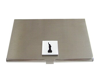 Statue of Liberty Business Card Holder