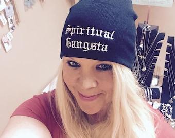 Spiritual Gangsta Beanie