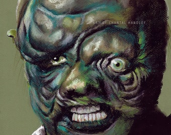 The Toxic Avenger -  Limited Edition of 100 Prints.