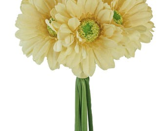 Yellow Daisy Bouquet - Bridal Wedding Bouquet