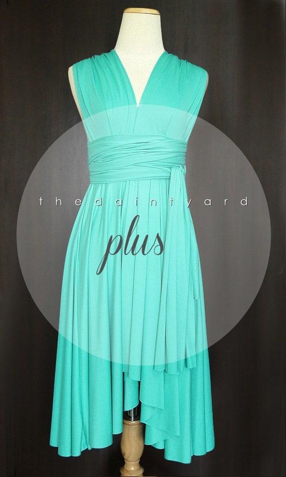 Turquoise Dresses Plus Size – Fashion dresses