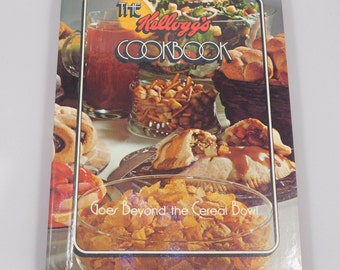 The Kellogg's Cookbook, First Edition, 1978