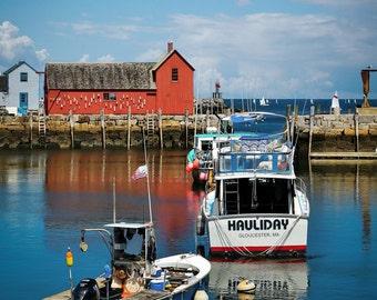 Motif 1, Rockport, Massachusetts, Fishing Art, Rockport Photography, Home Decor, Wall Art, Nautical Art