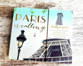 "Stickynotes book ""Paris"""
