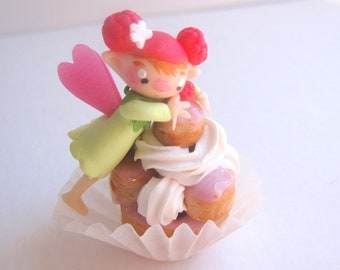 The petit four fairy