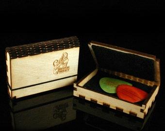 Pocket Guitar Pick  Case