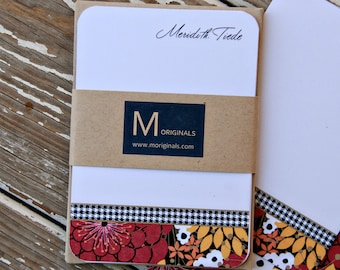 Personalized Note Cards - Set of 8 - Margaret