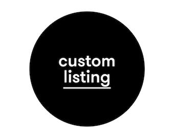 Additional Postage Costs (UK address)