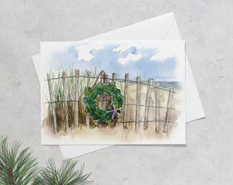 Holiday Greeting Cards - Set of 3