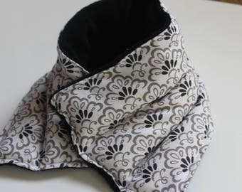 Heating Pad. Neck shoulder wrap. Heat Pack. Aromatherapy. Microwavable . Spa day. Gift for Her. Valentine Gift