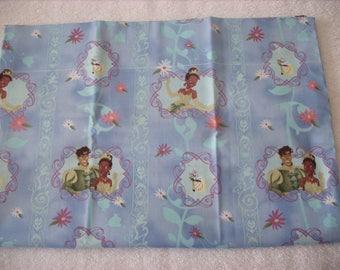 Princess and the Frog pillowcase