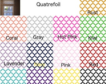 Fabric by the Yard Kinsale Quatrefoil Home Decor Fabric