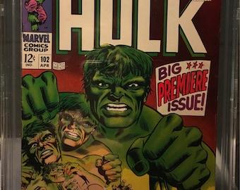The Incredible Hulk #102