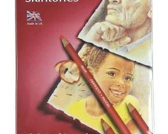 The DERWENT RANGE:  Various Individual & Sets of Coloured Pencils, Watercolour Pencils, Metallic Pencils and Pastel Pencils